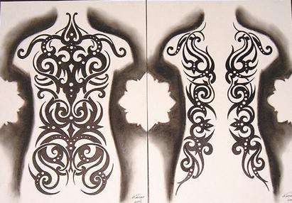 by KANAE/Hocus Pocus Tattoo-Japan [E-Mail] [URL] No.158